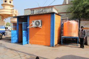Saline water purification | Aqua-Aero WaterSystems (AAWS)